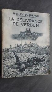 Henry Burdeos La Liberación Verdun 4 Tablas T H Flammarion ABE