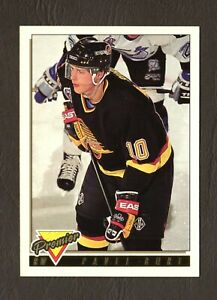 1993-Topps-Premier-Gold-Hockey-Card-260-Pavel-Bure-Vancouver-Canucks-F31353