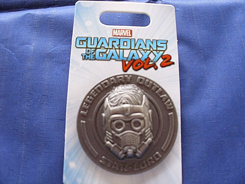 MARVEL Disney GUARDIANS GALAXY STARLORD New on Card Trading Pin