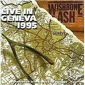 Wishbone Ash - Live in Geneva 1995 (2012) 12 TRACK CD ALBUM WITH ALL COLOUR ART