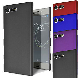 For-Sony-Xperia-X-Compact-Hybrid-Hard-Case-Slim-Thin-Clip-On-Cover-amp-Screen