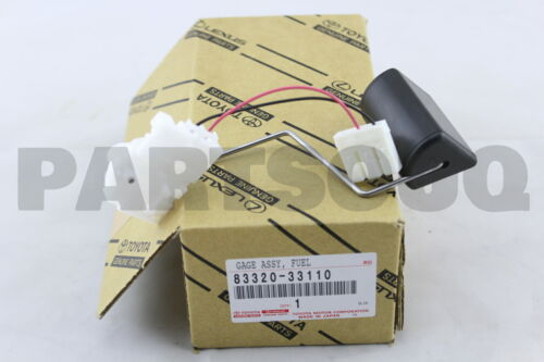 FUEL SENDER 83320-33110 8332033110 Genuine Toyota GAGE ASSY