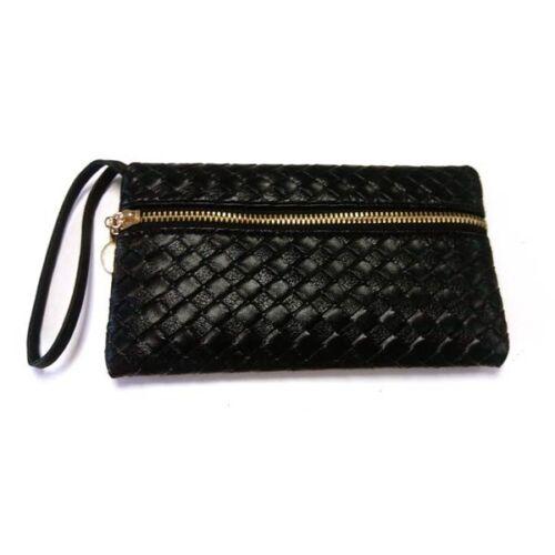 Fashion Women/'s Faux Leather Embossing Clutch Evening Handbag Bag Handbag Purse