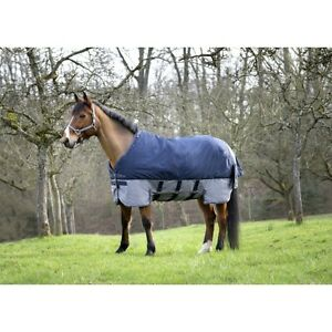 Heavyweight Turnout Rug With Belly Band