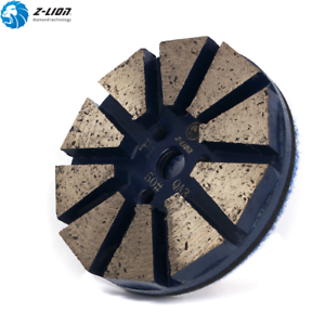Details About 3 Grit 50 Metal Bond Wet Diamond Floor Polishing Pads Concrete Terrazzo Granite