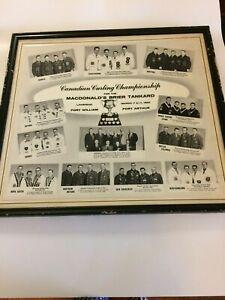MacDonalds-1960-Brier-Tankard-Curling-Team-Pictures-Framed