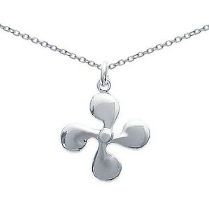 Camargue Cross Pendant in 925/000 Silver