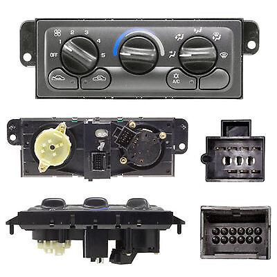 HVAC Blower Control Switch Airtex 1S1757 fits 1997 Chevrolet Malibu