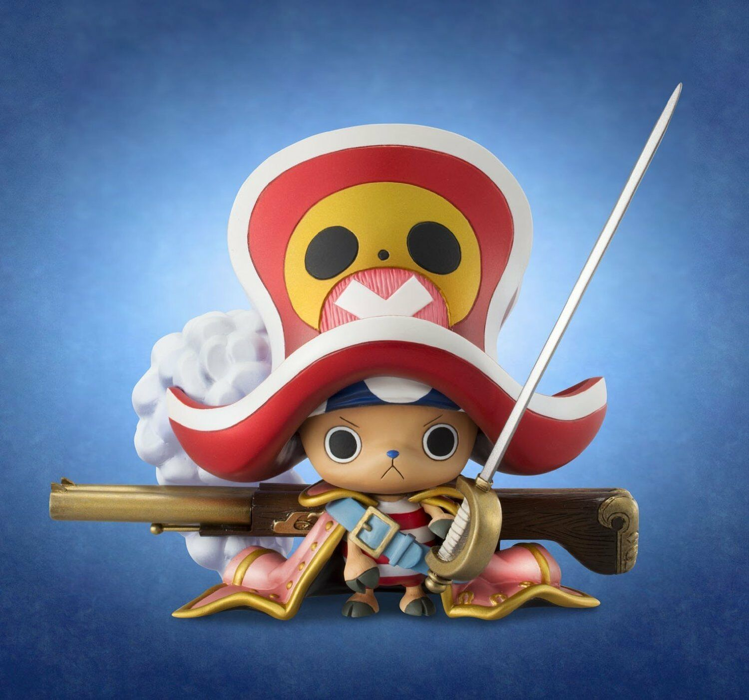 ONE PIECE P.O.P. - Chopper - Figure Megahouse POP Film Z Version