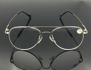 Mens-Womens-Retro-Reading-Glasses-Readers-Vintage-1-0-1-5-2-0-2-5-3-0-3-5-Metal