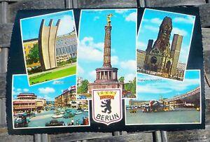 Berlin-Carte-Postale-50er-60er-Annees-Kruger-921-54-A