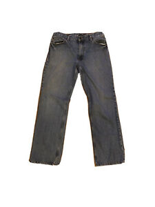 Timberland Jeans Pantalones 33 32 Para Hombre Ebay