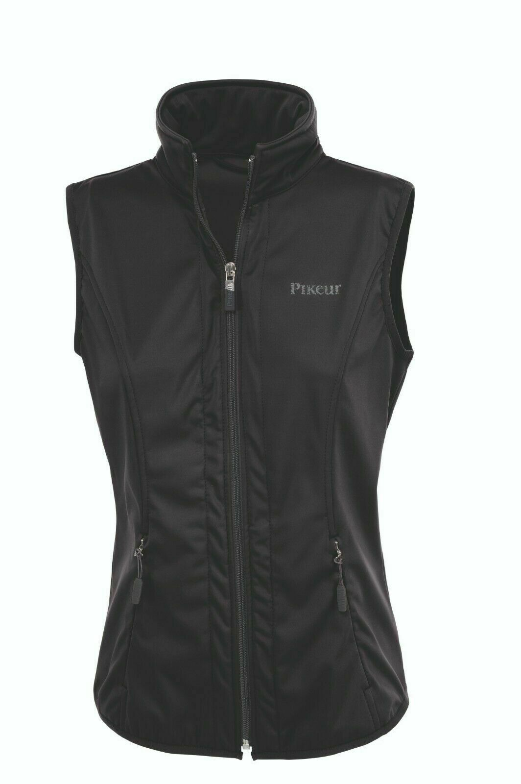Pikeur Julie Softshell  Gilet Asphalt bluee 34 (size 6)  quality first consumers first
