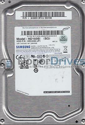 HD103SJ//D Samsung 1TB SATA 3.5 Hard Drive HD103SJ FW 1AJ10001