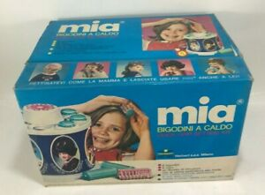 Kenner EASY CURL QUICK HAIR STYLING KIT 1968 MIA Harbert parrucchiera HAIRSETTER