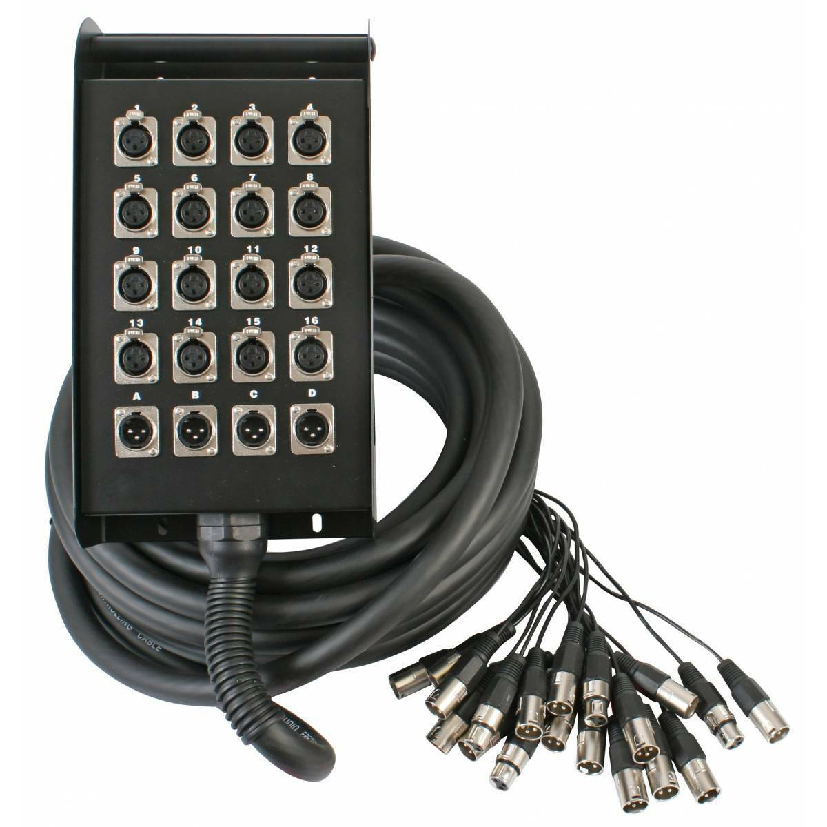 Pulse XLR Multicore 16 Send 4 Return 40m