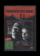DVD FRANKENSTEIN'S BRAUT - 1935 - BORIS KARLOFF - UNIVERSAL HORROR KLASSIKER NEU