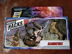 Boss fight Studio Vitruvian Hacks - Gladiators - Deluxe Accessory Kit