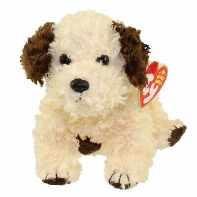 6 inch TY Beanie Baby FROLIC the Spaniel Dog - MWMT/'s Stuffed Animal Toy