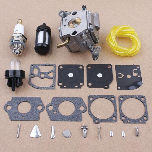 Carburetor for Stihl 020T MS200 MS200T Chainsaw ZAMA C1Q-S126B Fuel Line Filter