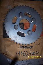 Harley Davidson 42 T Wheel Sprocket Aermacchi Rapido ML125/BAJA,MSR100 41460-68P