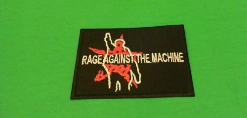 New Tom Morello Audioslave Rage Against The Machine Iron On Patch