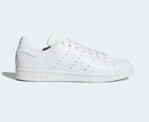 Details about adidas Originals Stan Smith Triple White Monochrome Men Shoes Sneakers S75104