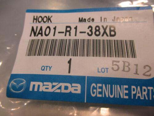 Mazda Miata 1990-2005 New OEM rear deck striker  Frankenstein bolt NA01-R1-38XB