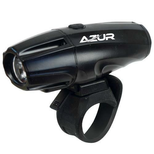 AZUR 1000 Lumen USB Lithium Rechargeable Battery Headlight 6-Modes AL1KHL