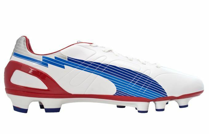 PUMA FOOTBALL BOOT Hommes STYLE EVOSPEED 3 FGSIZE 7.5 9.5 NEW110/-