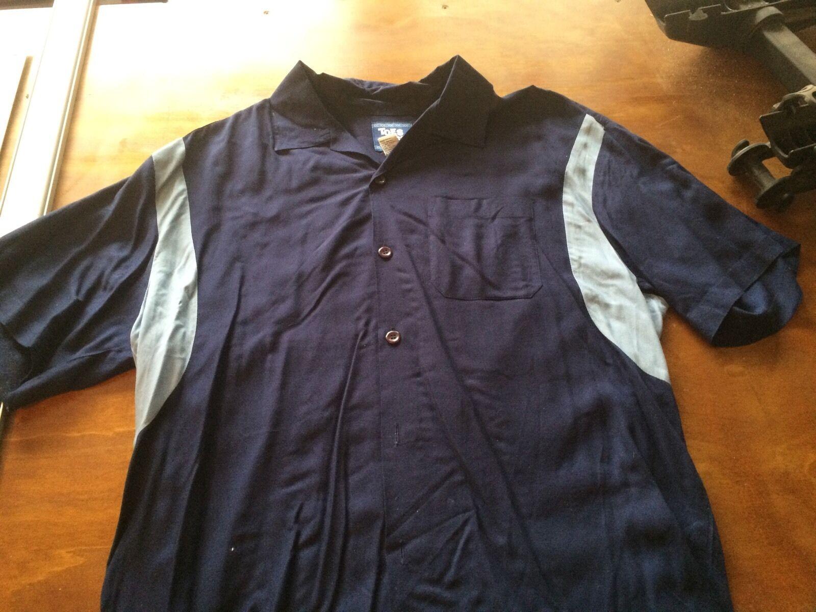 5006230b Toes On Men's Shirt Size Large Hula Lounge Nose The nwohwc2782 ...