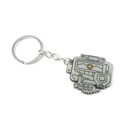 Marvel Avengers Pager Beeper Captain Marvel Alloy Key Chains Keychain Keyring