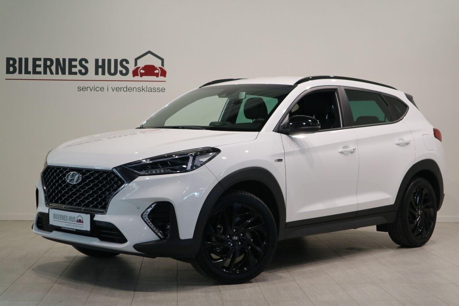 Hyundai Tucson Billede 5