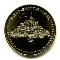 50 MONT-SAINT-MICHEL Le Mont 3, Face à points, 2016, Monnaie de Paris