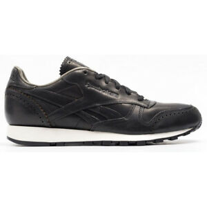 fffa8997e34 Image is loading REEBOK-CLASSIC-LEATHER-LUX-HORWEEN-MEN-SNEAKERS-AQ9961