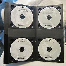 WILLIAMSON MUSIC 4 CD BOX SET Elvis, Irving Berlin,Rogers & Hammerstein and More