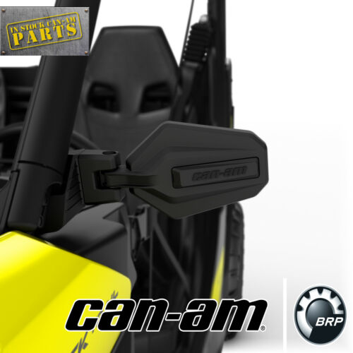 IN STOCK 2018 CAN AM MAVERICK TRAIL NEW OEM SIDE MIRRORS 715003639