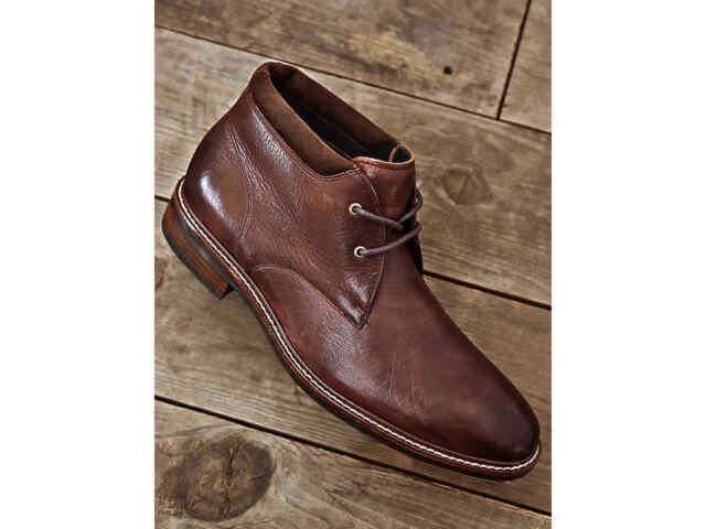 Cole Haan Mens Watson Chukka II Leather