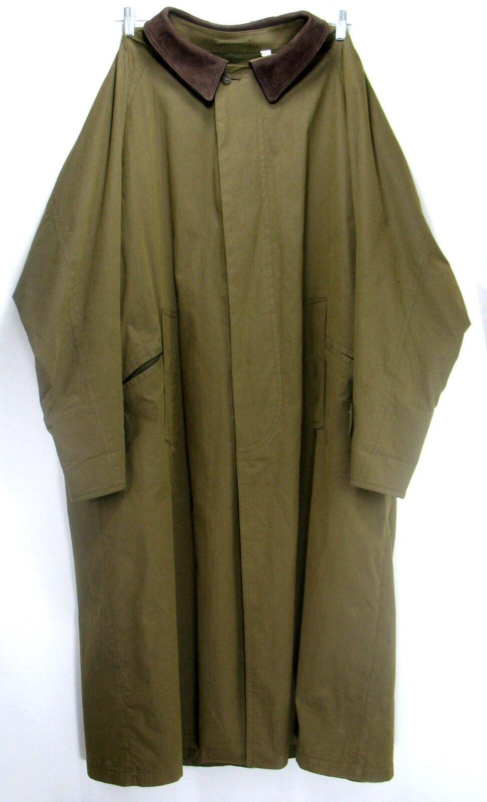 London Fog - Trench Coat - Removable Liner - Hidden Buttons - Men's Size 44 Reg