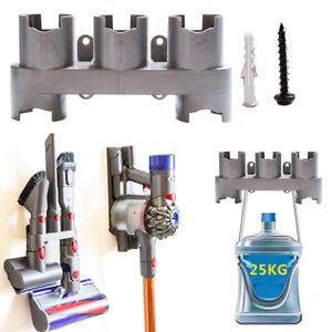 9Pcs-For-Dyson-V7-V8-V10-Cordless-Wall-Mount-Tool-Attachment-Storage-Holder-Rack