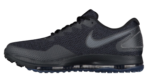 f09114904b890 Mens Nike Zoom All Out Low 2 Running Shoes Black Dark Grey ...