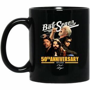 Bob-Seger-50th-Anniversary-Cup-11-oz-and-15-oz-Black-Coffee-Mug-idea-for-Fans