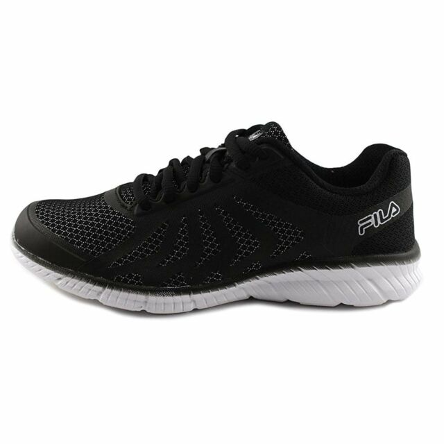 f6dfd578 FILA MEMORY FACTION 2 WOMENS RUNNING SHOES SNEAKERS 5RM00078/003 BLACK/WHITE