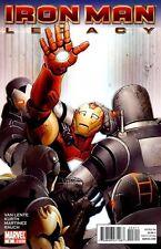 Iron Man - Legacy (2010-2011) #3