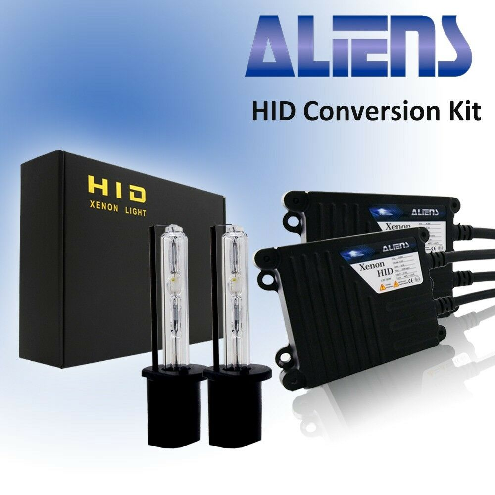New Aliens Xenon Hid Kit Headlight Fog Lights Conversion All Ford Fusion Wiring Diagram Size Color
