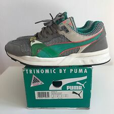 item 1 Puma Trinomic XT 1 Plus OG Steeple Gray Vivid Green US9 UK8 EUR42  CM27 -Puma Trinomic XT 1 Plus OG Steeple Gray Vivid Green US9 UK8 EUR42 CM27 e4dcbcff4