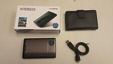 Portable External 2.5 inch SATA  USB 3.0 Hard Drive Enclosure