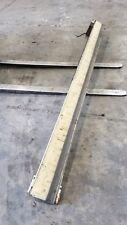 127 X 8 Smooth Flat Belt Conveyor Dc Motor Driven 6011sr