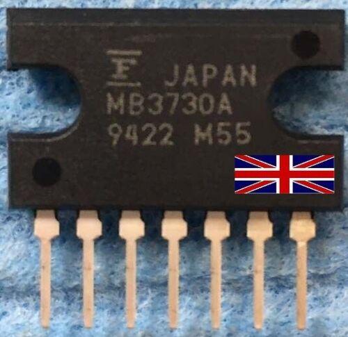 Circuito integrado MB3730A ZIP7 de Fujitsu