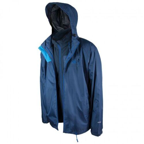 Highlander 3 In 1 Torridon Jacket 100/% Waterproof And Windproof All Sizes